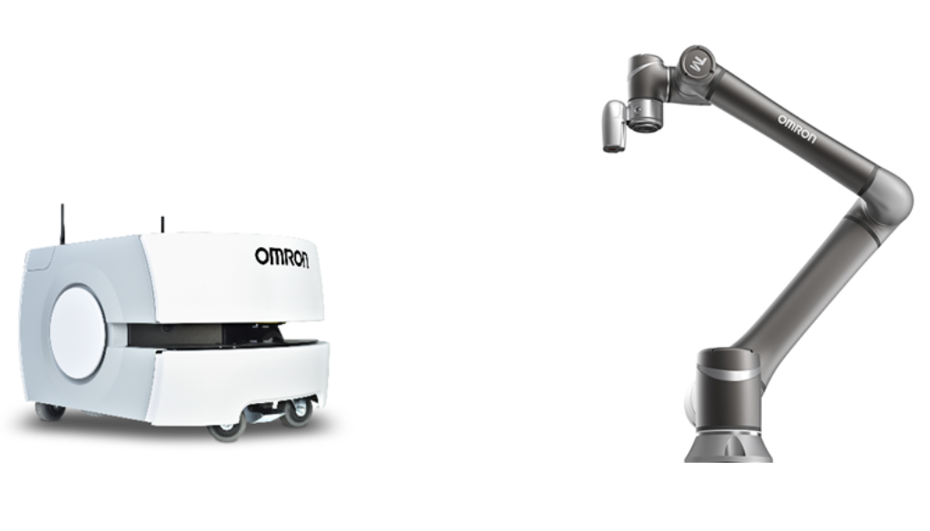 Techman and OMRON Partner to Produce Co-branded Cobot