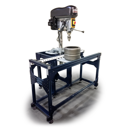 Drilling Station for Automotive Applications
